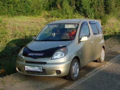 Toyota Funcargo 2001 отзыв автора   Дата публикации 06.02.2010.
