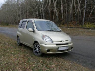 Toyota Funcargo 1999 отзыв автора | Дата публикации 06.11.2010.