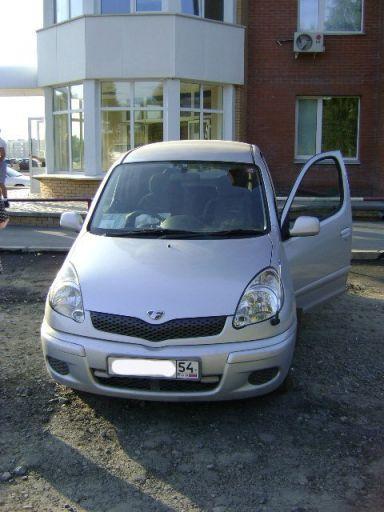 Toyota Funcargo, 2003