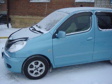 Toyota Funcargo, 2004
