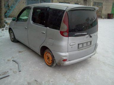 Toyota Funcargo 2001 отзыв автора   Дата публикации 22.12.2011.