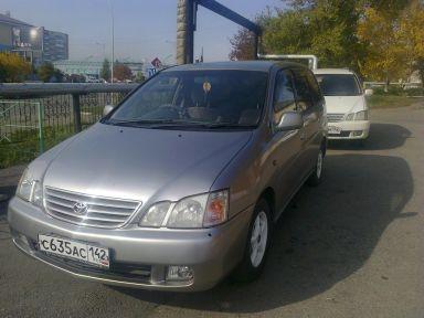 Toyota Gaia 1998 отзыв автора | Дата публикации 30.09.2012.