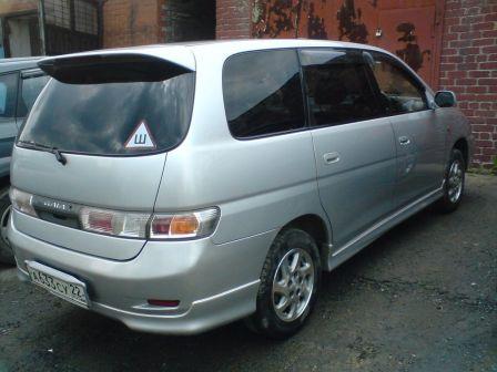 Toyota Gaia 2000 - отзыв владельца