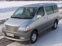Toyota Grand Hiace, 2002
