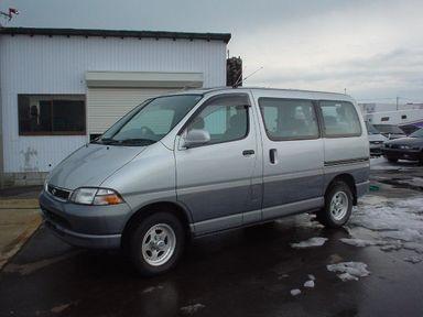 Toyota Granvia, 1997