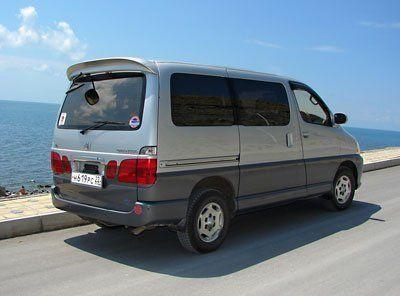 Toyota Granvia 2000 - отзыв владельца