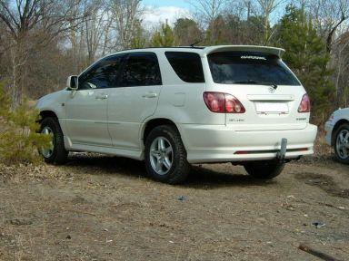 Toyota Harrier 1999 отзыв автора | Дата публикации 09.02.2007.