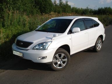 Toyota Harrier, 2006