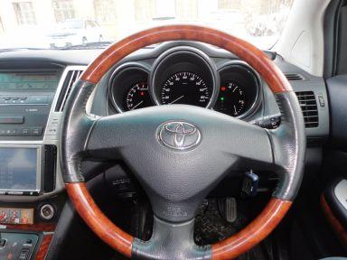 Toyota Harrier, 2003