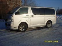 Toyota Hiace, 2008