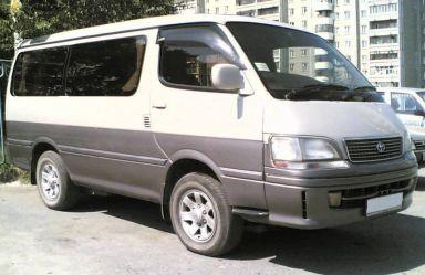 Toyota Hiace, 1998