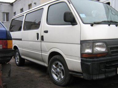 Toyota Hiace, 2003
