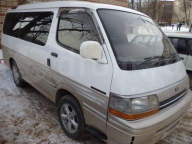 Toyota Hiace 1990 отзыв автора | Дата публикации 22.02.2013.