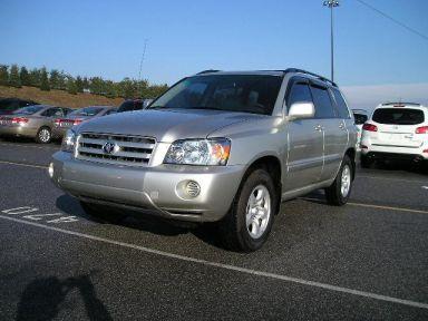 Toyota Highlander, 2004