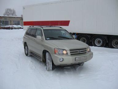 Toyota Highlander, 2003