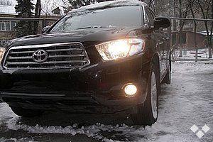 Toyota Highlander, 2008