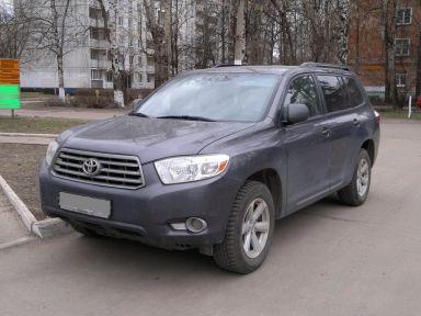 Toyota Highlander, 2009