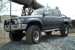 Toyota Hilux Pick Up, 1988