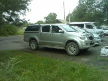 Toyota Hilux Pick Up, 2011