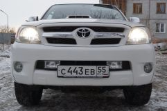 Toyota Hilux Pick Up, 2008