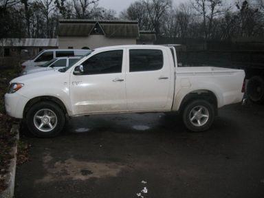 Toyota Hilux Pick Up, 2007