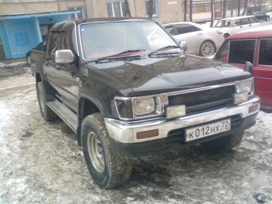 Toyota Hilux Pick Up, 1992