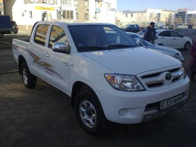 Toyota Hilux Pick Up, 2006