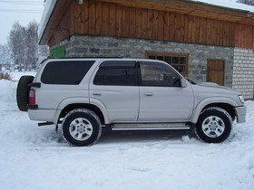 Toyota Hilux Surf, 1997