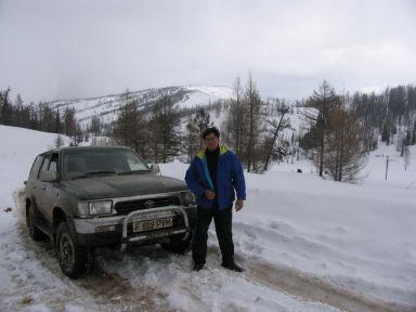 Toyota Hilux Surf 1994 отзыв автора | Дата публикации 24.04.2006.