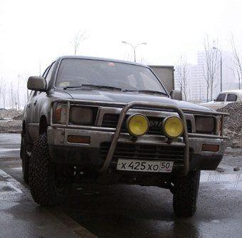 Toyota Hilux Surf, 1989