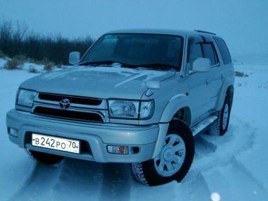 Toyota Hilux Surf, 2000