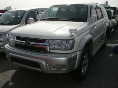 Toyota Hilux Surf 2002 отзыв автора | Дата публикации 15.03.2007.