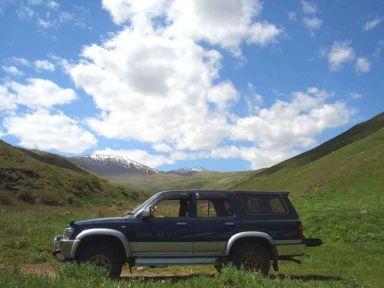 Toyota Hilux Surf 1994 отзыв автора | Дата публикации 12.03.2008.