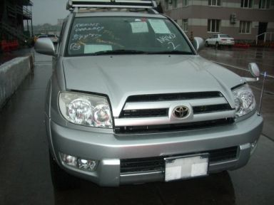 Toyota Hilux Surf, 2002