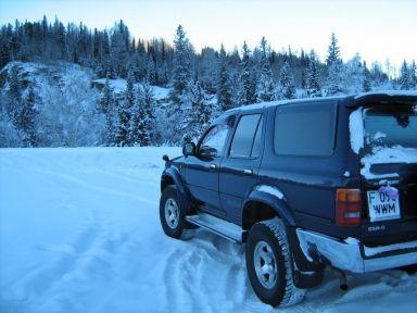 Toyota Hilux Surf 1993 отзыв автора | Дата публикации 19.01.2009.