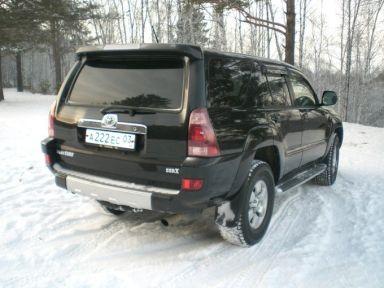 Toyota Hilux Surf 2003 отзыв автора | Дата публикации 26.01.2009.