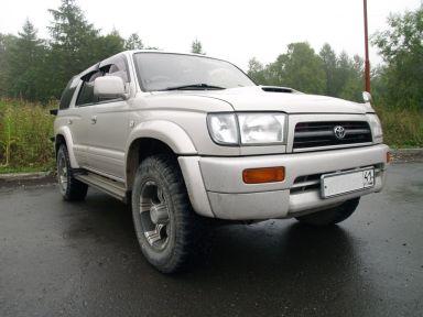 Toyota Hilux Surf 1997 отзыв автора | Дата публикации 16.09.2010.