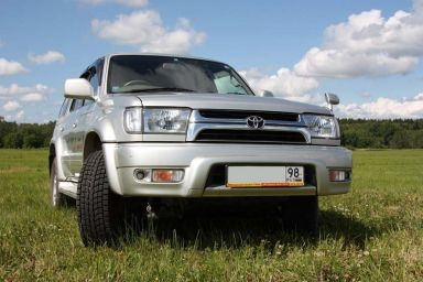 Toyota Hilux Surf, 2001