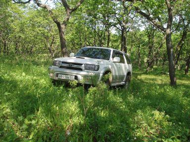 Toyota Hilux Surf, 0