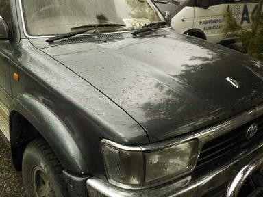Toyota Hilux Surf 1993 отзыв автора | Дата публикации 08.01.2012.