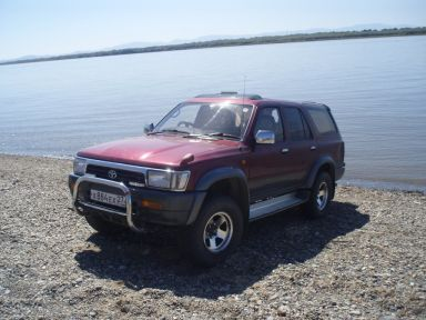 Toyota Hilux Surf, 1992