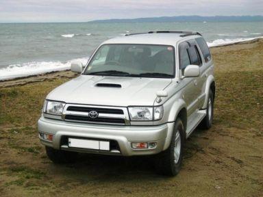 Toyota Hilux Surf 1999 отзыв автора | Дата публикации 27.01.2006.