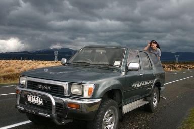 Toyota Hilux Surf 1994 отзыв автора | Дата публикации 10.02.2006.