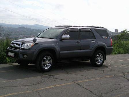 Toyota Hilux Surf 2005 - отзыв владельца
