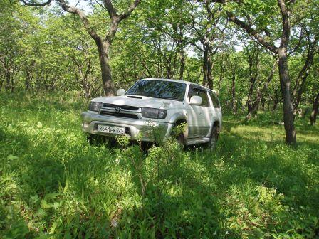 Toyota Hilux Surf  - отзыв владельца
