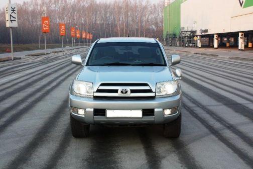 Toyota Hilux Surf 2003 - отзыв владельца