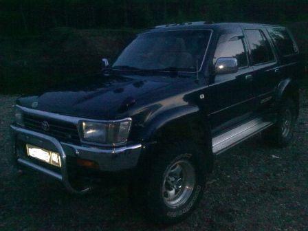 Toyota Hilux Surf 1994 - отзыв владельца