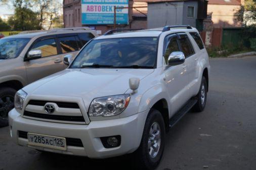 Toyota Hilux Surf 2006 - отзыв владельца