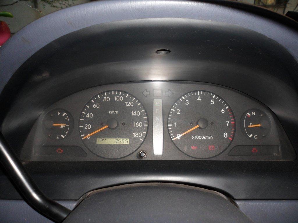 тормозной путь при 40 км/ч toyota ipsum