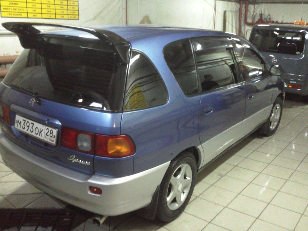 toyota ipsum 1997 года дизель